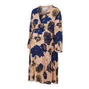 MAMALICIOUS - YASMINA TESS 3/4 WOVEN 2F DRESS
