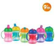 NUBY - 240ml FREE FLOW FLIP-IT CUP