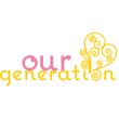 OUR GENERATION - MALIA DUKKE MED HUND