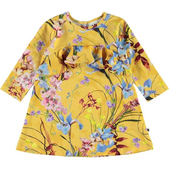 MOLO KIDS - COLETTA LS DRESS