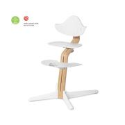 NOMI - NOMI HIGHCHAIR - WHITE OIL STEM