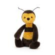 JELLYCAT - SMALL BASHFUL BEE 18cm