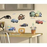EUROTOYS - CARS 2 WALLSTICKERS