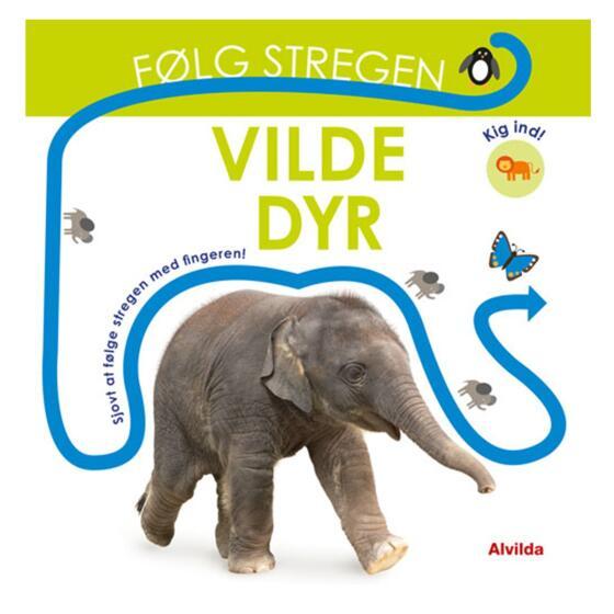 ALVILDA - VILDE DYR - FØLG STREGEN