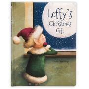 JELLYCAT - LEFFYS CHRISTMAS GIFT BOOK
