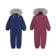 MOLO KIDS - PYXIS FUR RECYCLE SNOWSUIT