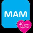 MAM - 0-2M COMFORT - BLUE