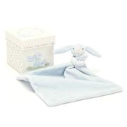 JELLYCAT - MY FIRST BUNNY SOOTHER - BLUE