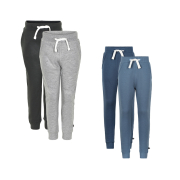 MINYMO - 2PCK BASIC SWEAT PANTS - FLERE FARVER