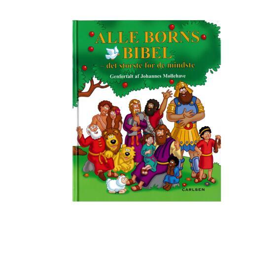 CARLSEN FORLAG - ALLE BØRNS BIBEL