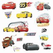 EUROTOYS - CARS 3 WALLSTICKERS