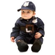 FUNIDELIA - BABY BRAVE POLICE COSTUME