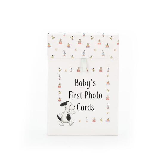 JELLYCAT - BASHFUL PUPPY PHOTO CARDS