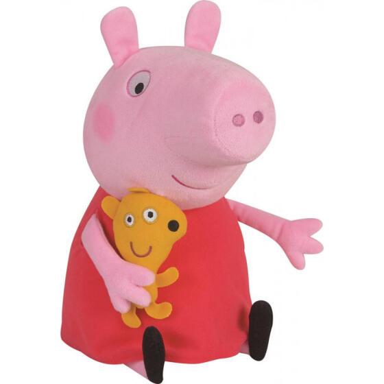 PEPPA PIG - GURLI GRIS 25CM