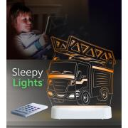 ALOKA - SLEEPYLIGHT FIRE ENGINE