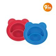 NUBY - SUCTION PLATE-BEAR