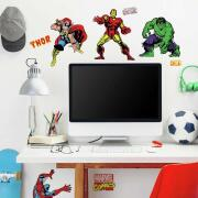 EUROTOYS - MARVEL CLASSIC WALLSTICKERS