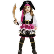 FUNIDELIA - LITTLE PIRATE COSTUME