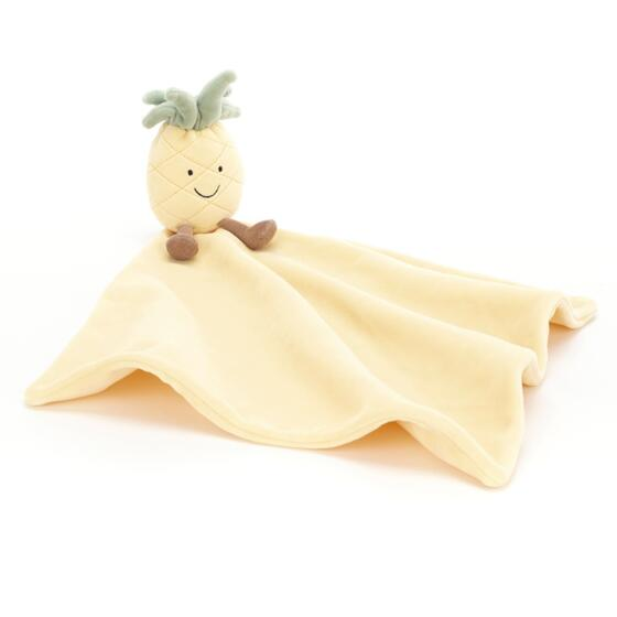 JELLYCAT - AMUSEABLE PINEAPPLE SOOTHER