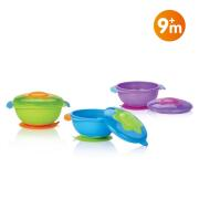 NUBY - 300ml BOWL W/SUCTION RING