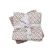 DONE BY DEER - 2PK BABY SWADDLE - FLERE FARVER