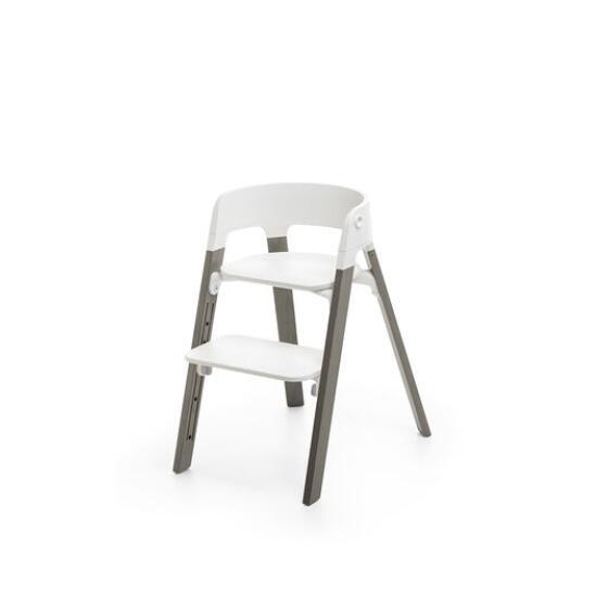 STOKKE - STOKKE STEPS W/WHITE SEAT