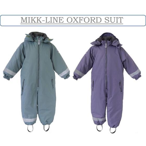 MIKK-LINE A/S - W OXFORD SUIT - FLERE FARVER