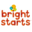 BRIGHT STARTS - SMÅ TAGGIES