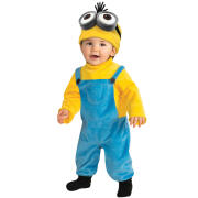 FUNIDELIA - BABY KEVIN MINION COSTUME