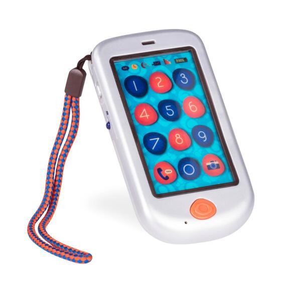 B - HIPHONE METALLIC TELEFON